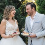Moments wedding belgium waffles