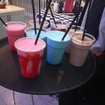 Moments milkshakes