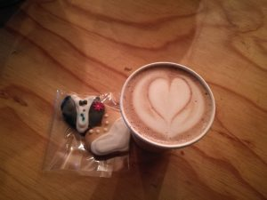 Moments coffee weddings