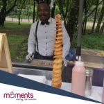 Moments chip stix bar