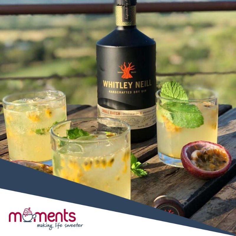 Moments gin pairing experience 3