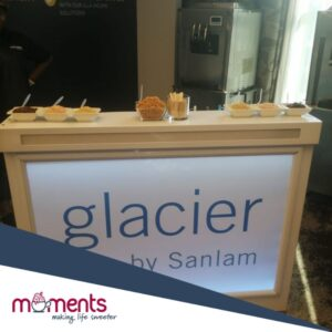 Moments branded frozen yoghurt bars 3