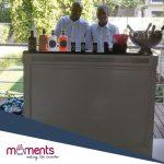Moments bars hire