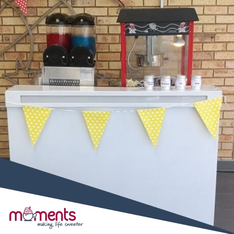 Mobile Slush bar hire
