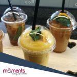 Moments iced tea bar
