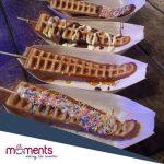 Mobile waffle bar