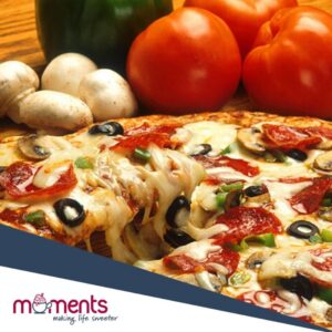 Moments Pizza bar