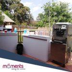 Moments Soft serve bar