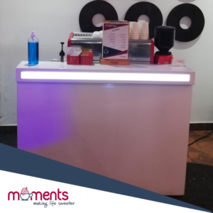 Moments-white-coffee-bar-for-hire-with-light