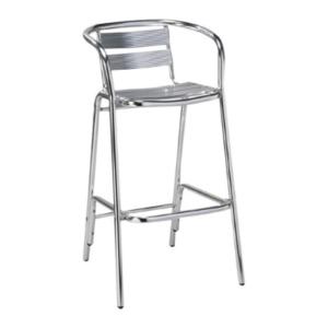 Bar Stool Aluminum