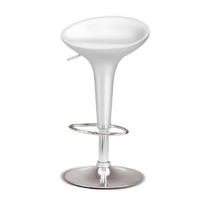 White Apollo Cocktail Chair