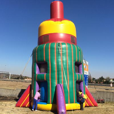 Parachute Rocket Ride