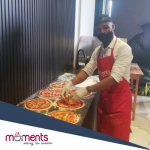 Moments Customised Pizza bars for hire