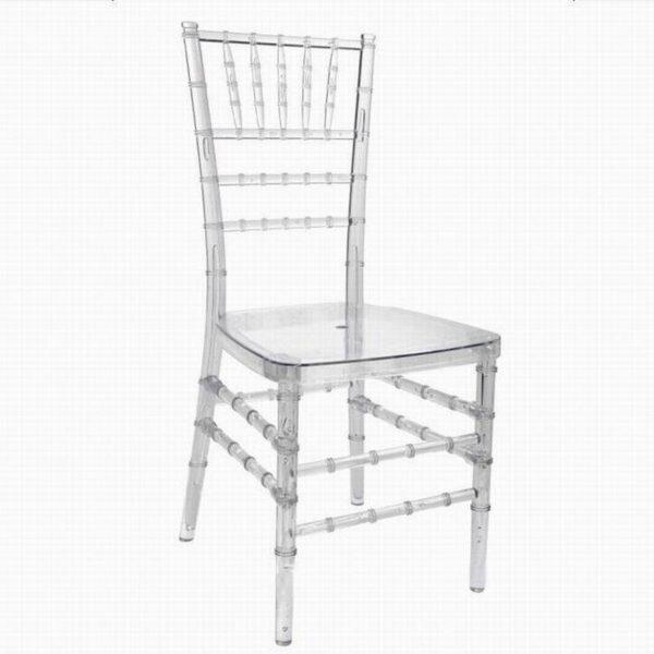 Tiffany Chair Crystal