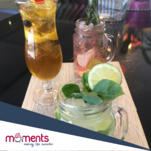 Moments cocktails bar