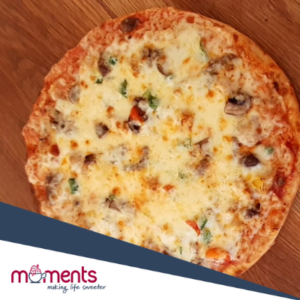 Moments pizzas