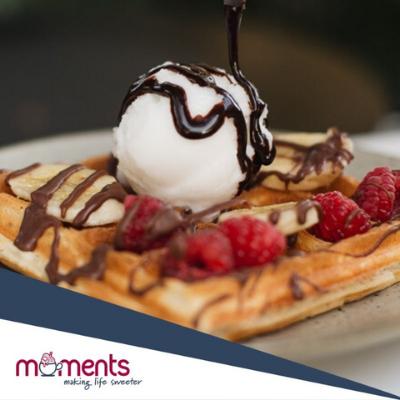 Moments-waffles