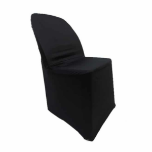 Black fitted chair cloth_Moments