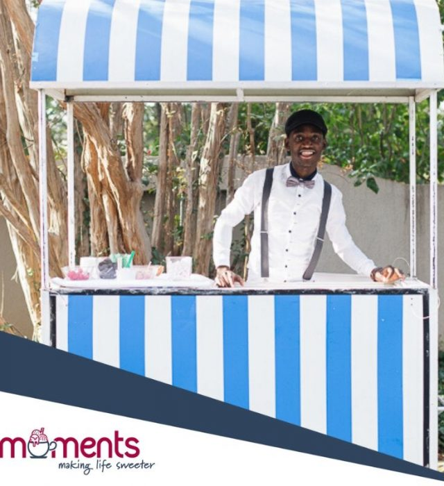Moments ice-cream carts